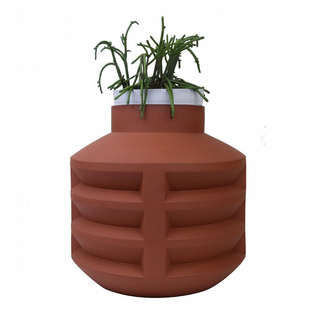 Chimney Cap Plant Pot & Vase